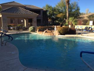 Ground Floor 2 Bedroom w/ Heated Pool Near Mayo - Central Arizona vacation rentals