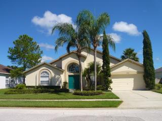 Four BR Disney 3mi  Secluded Pool HDTV WII PS2 - Kissimmee vacation rentals