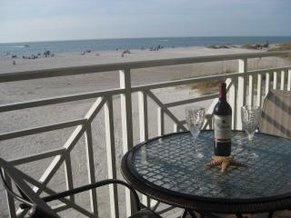 Gulf/Beach Front Condo - Clearwater vacation rentals