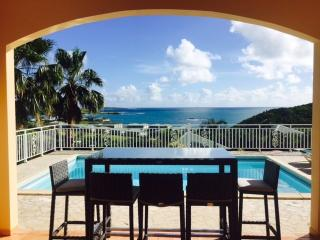 "Ocean front ""colibris"" amazing view - Saint Martin vacation rentals"