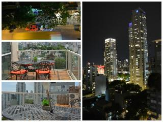 AMAZING DUPLEX IN PALERMO 26th floor swimming pool - Buenos Aires vacation rentals