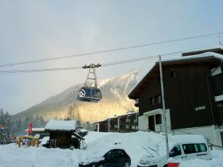 Ski-in/out studio at Grands Montets, Argentiere - Argentiere vacation rentals