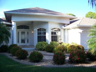 Sand Dollar Villa- Elite!  Pool, Spa, Canal View - Rotonda West vacation rentals