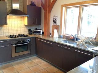 New Timberframe House Rental in the Berkshire Mountains, Masschusetts - Conway vacation rentals