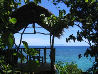 Kims-Garden ocean view bungalow - Anda vacation rentals