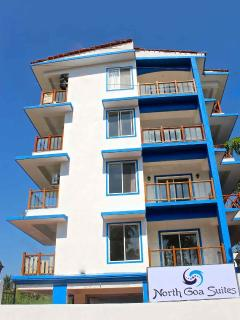 Penthouse Apartment in the Heart of Vagator - Vagator vacation rentals
