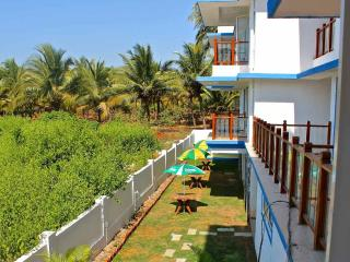 1 bedroom Apartment with Internet Access in Vagator - Vagator vacation rentals