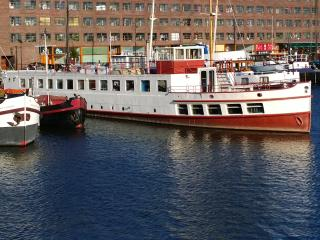 Large and light houseboat 10 minutes from station - Amsterdam vacation rentals