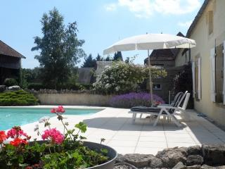 Beautiful Villa with Swimming Pool Burgundy France - Nievre vacation rentals