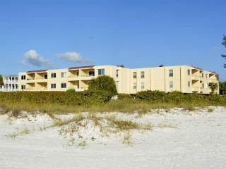 GULF SANDS UNIT 206 GULF FRONT - Anna Maria Island vacation rentals
