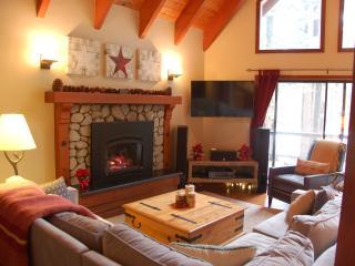 Tahoe Donner Golf Course Ski Chalet - Dog, Pet, Kid Friendly - North Tahoe vacation rentals