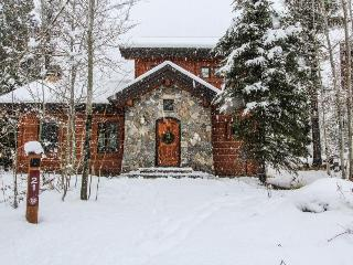 Rock Creek Ski-In/Ski-Out Cottage - Donnelly vacation rentals