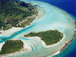 Corallina private villa & island - Moorea vacation rentals