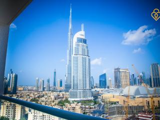Downtown Burj Al Nujoom Studio 1711 - Dubai vacation rentals