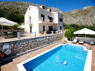 Villa Mozara - Four-Bedroom Villa with Terrace and Private Pool - Dubrovnik vacation rentals