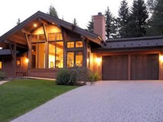 Vacation Home in Sun Valley, ID - Edelweiss Luxury Vacation Home: Walk into town - Ketchum - rentals