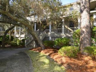 2nd Row Ocean Home, 2 Minute Walk to Beach, Private Pool/Hot Tub - Hilton Head vacation rentals