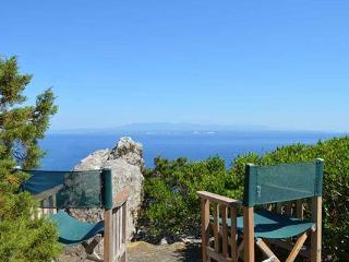 Mediterranean- style villa situated high on the rocks in northern Sardinia. SAL BVD - Sardinia vacation rentals