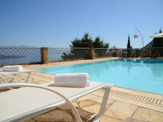 Luxurius, spectacular seaviews, pool -villa Arion - Nikiana vacation rentals