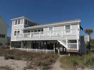 "210 Palmetto Blvd.- "" Baker House"" - Edisto Beach vacation rentals"