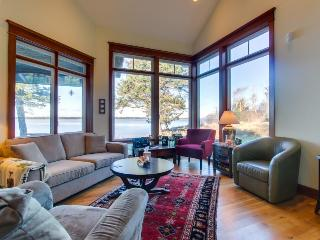 Pet-friendly beach home with amazing views, sauna, & Jacuzzi - Netarts vacation rentals