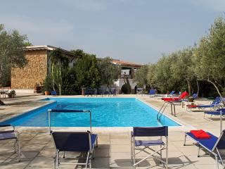 SUNFLOWER VILLA: luxury villa with pool and privat - Scordia vacation rentals