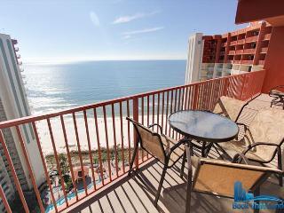 Shores of Panama 2114- 1 Bedroom + Bunks. Gulf Front-Prime Location-Sleeps 6. - Panama City Beach vacation rentals