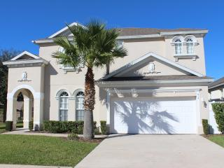 5 Br-3 King Masters, Pool,Spa,Bbq,Wifi & Game Room - Orlando vacation rentals