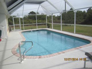 Spacious Gulf Cove Pool Home - Port Charlotte vacation rentals