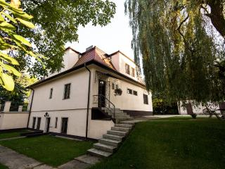 Impressive villa overlooking Kierskie Lake - Poznan vacation rentals