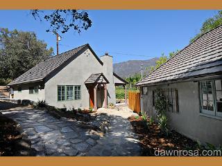 Topa Topa Vineyard Cottage - Ojai vacation rentals
