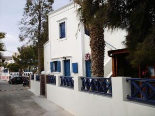 4 bedroom villa on the perissa beach - Perissa vacation rentals
