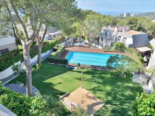 20.000m2 garden, private pool and football pitch - Sitges vacation rentals