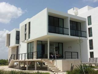 Beach front house chicxulub Yucatan - Chicxulub vacation rentals