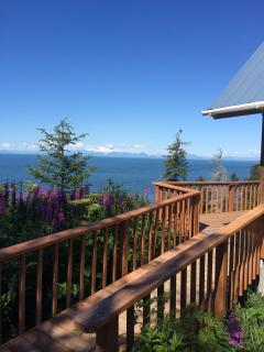Ocean View Cabins on the Bluff (Redoubt Cabin) - Image 1 - Anchor Point - rentals