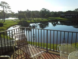 Beautiful Condo directly faced to the Lake - Bonita Springs vacation rentals