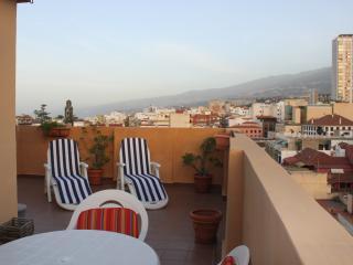Studio in Plaza de El Charco- Huge Terrace & WIFI - Puerto de la Cruz vacation rentals