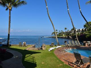 Newly Remodeled 2br/2bath at Honokeana Cove! Step right into the ocean. - Lahaina vacation rentals