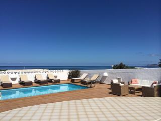 Beachside Villa, a luxery villa with pool, Famara - Famara vacation rentals