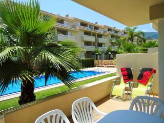 Ground floor / Pool side apartment - Pego vacation rentals