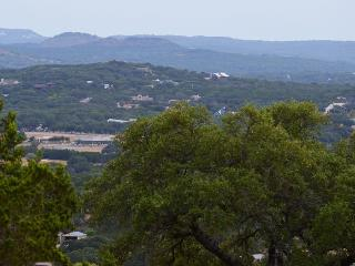 Terrific Views at Nonnie's Nest Buttercup Cabins - Wimberley vacation rentals