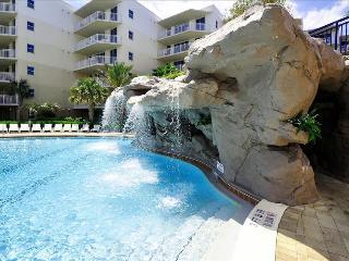 """Waterscape C604"" Water Wonderland/Lazy River/Waterfalls!! Courtyard and Gulf Views!! - Fort Walton Beach vacation rentals"