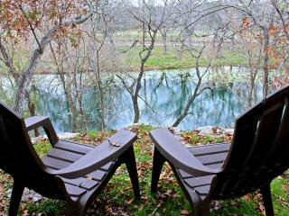 Charming Creekside Country Cabin - Wimberley vacation rentals