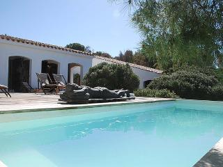 Bright 5 bedroom Porto Pino Villa with Internet Access - Porto Pino vacation rentals