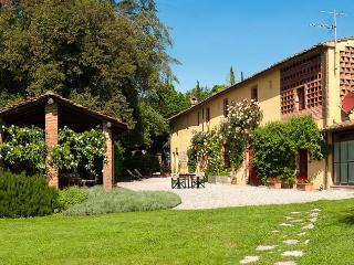 Casa Maria Tuscan Vacation Rental - San Pietro a Marcigliano vacation rentals