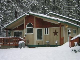 WINTERTIME SPECIAL  AT OUR ENTIAT RIVERFRONT CABIN - Chelan vacation rentals