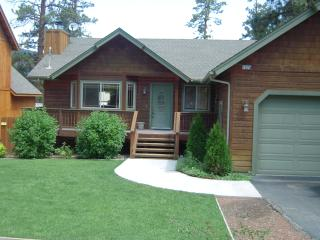 Big Bear Cabin -Pet-friendly rental -3 bdrm/2 bath - Big Bear City vacation rentals