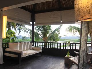 Ricefield Views from Refined Luxury:  Rose Moon - Lodtunduh vacation rentals