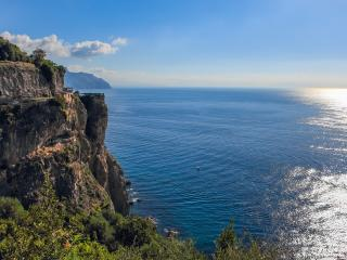 Amalfi: harmonious sea view apartment - Vettica di Amalfi vacation rentals