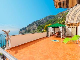 ORIGINAL Sogno di Amalfi: sea view Villa in Amalfi - Pogerola vacation rentals